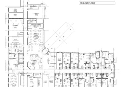 Floor Plans - Ground
