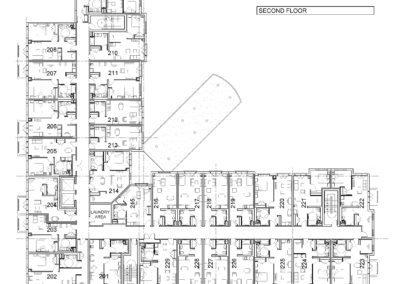 Floor Plans - Second