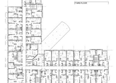 Floor Plans - Third